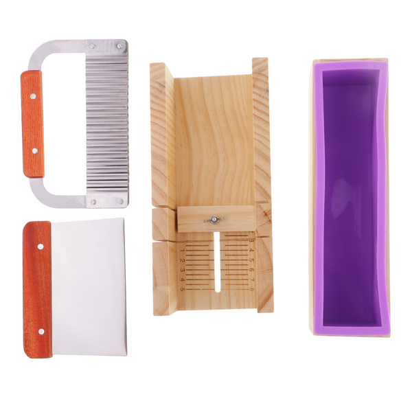 Craft Supplies, soapcutterset, soapmakingtool, Wooden