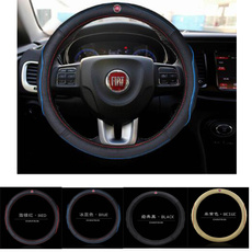 steering, leather, Cover, fiat500accessorie