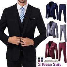 threepiecesuit, Blazer, weddingsuit, Spring