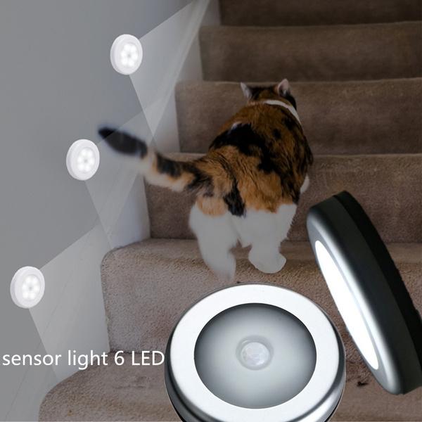 Light Bulb, Night Light, lights, ledsensorlight