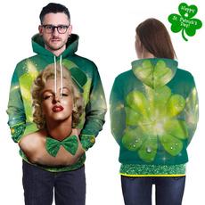 Clover, supreme, Fashion, printed