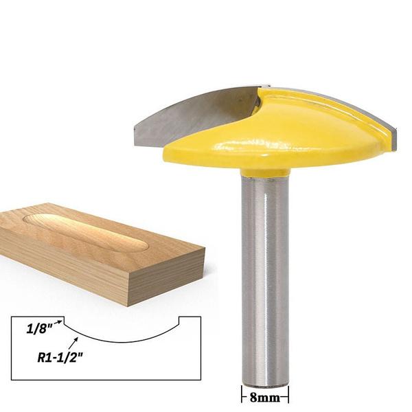 routerbit, woodworkingmillingcutter, 8MM, carvingtoolchisel