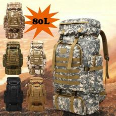 Army, Outdoor, Capacity, campingbag