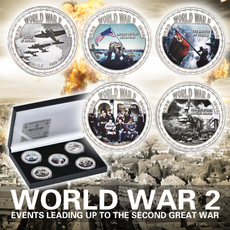Collectibles, armycommemorativecoin, Jewelry, worldwarii