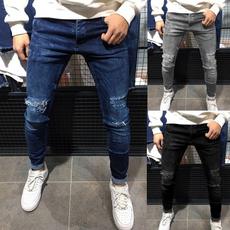 men jeans, Fashion, Slim Fit, men trousers