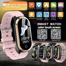 Heart, Fitness, Monitors, Clock
