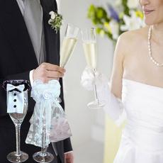 toastingwineglassesbottledecor, Decor, champagneglassdecoration, wineglassesdecor