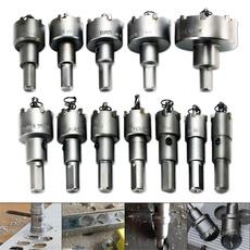 drillchuck, drilladapter, holecutter, Kit