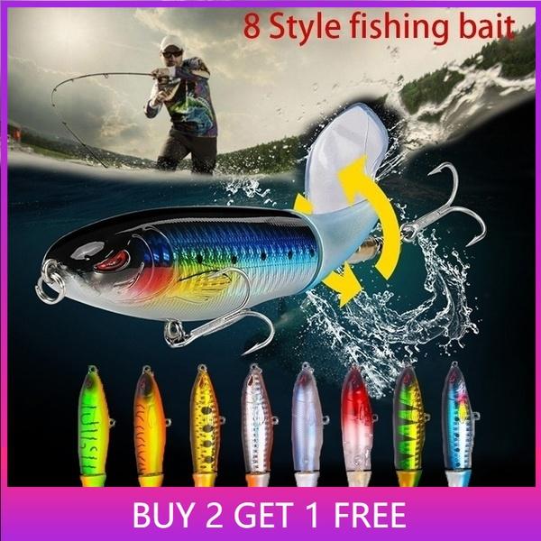 floatinglure, rotatingtail, swimbait, Fishing Lure
