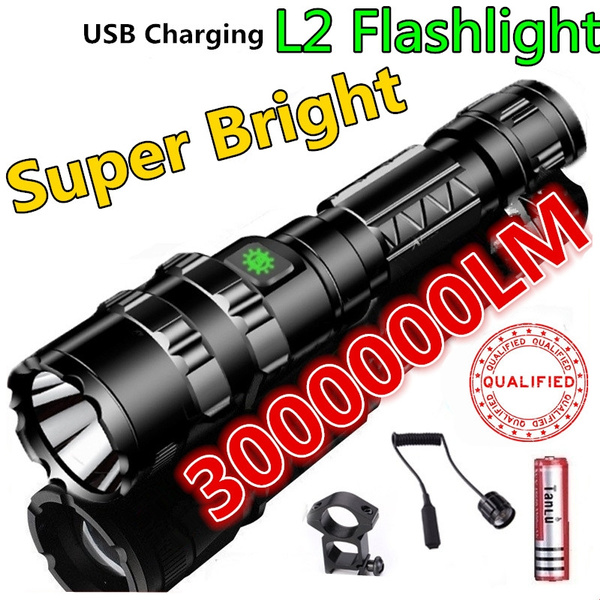 Flashlight, taserflashlight, ledtorch, led