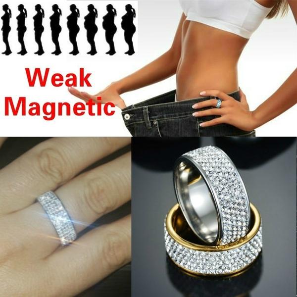 Steel, DIAMOND, wedding ring, titanium