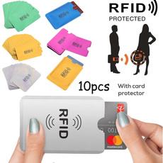 Aluminum, safty, cardsholder, Credit Card Holder