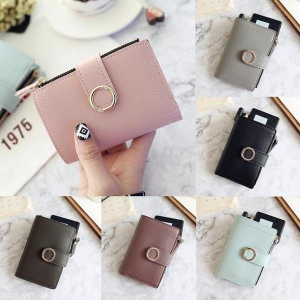 wallets for women, shortwallet, clutch purse, Bags