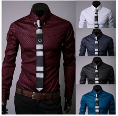 mens rhinestone dress shirts, men's dress shirt, Fashion, Shirt