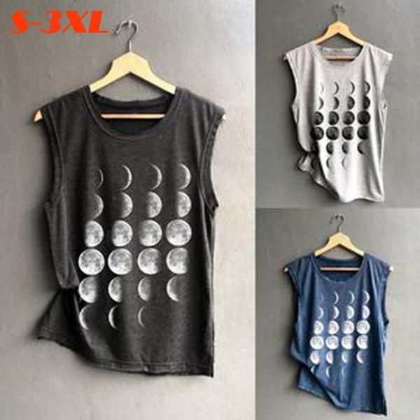 blouse, moontshirt, Vest, Fashion