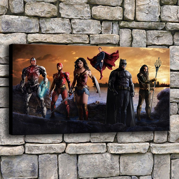 Pictures, Decor, Wall Art, justiceleague
