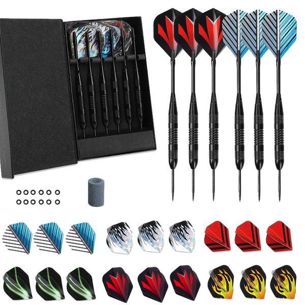 case, Steel, dartssteeltip, Laser