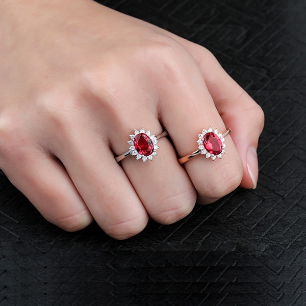 Sterling, Jewelry, princessring, courtshipring