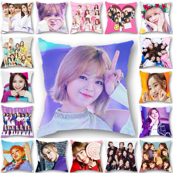 K-Pop, Fashion, Home Decor, Pillowcases
