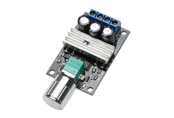 PWM DC Motor Drehzahlregler CW CCW 6~28V 3A Governor Speed Controller Schalter