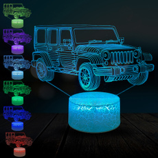 jeeplight, led, jeepcar, Desk