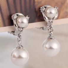 korea, pearls, Pearl Earrings, wedding earrings