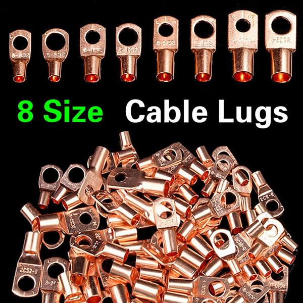 cablelug, Jewelry, Copper, ringterminal