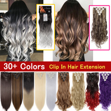 curlyhairpiece, Head, Fashion, Hair Extensions