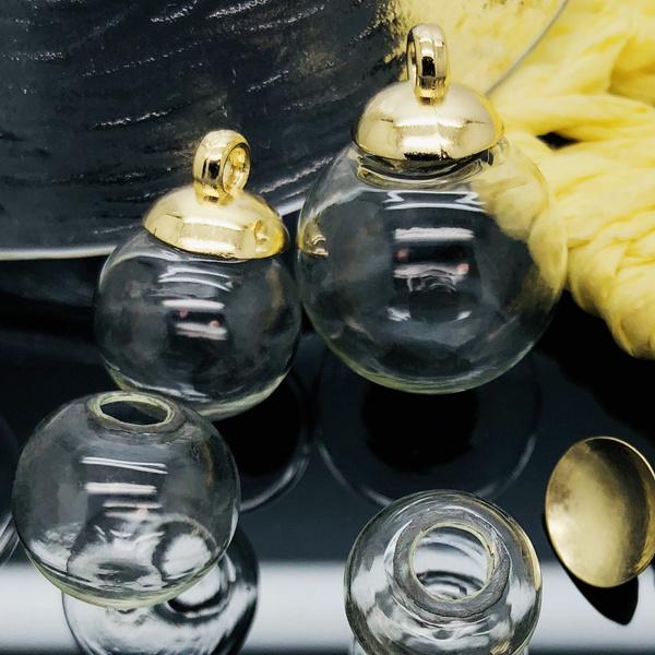 pendantornament, emptybottle, glassornament, bottlebead