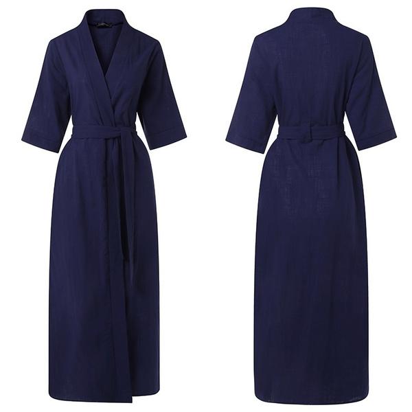 night dress, short sleeve dress, sleeve dress, Sleeve