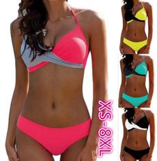 Summer, Underwear, Plus Size, women beachwear