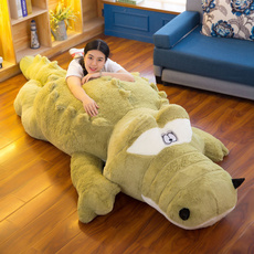 Plush Toys, babyeducationaltoy, Home Decor, crocodiledoll