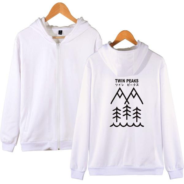 Couple Hoodies, twinpeakssweatshirt, Fashion, pullover hoodie