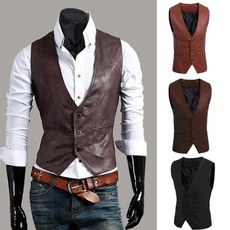 Jacket, Vest, Fashion, underwaist