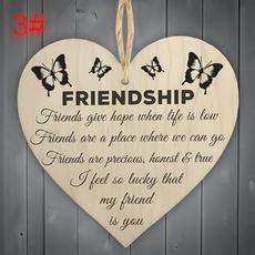 Heart, Fashion, bestfriend, Home Decor