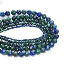 beadsforjewelrymaking, Jewelry, naturalgemstone, malachitegreenbead