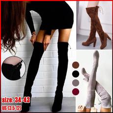 Shoes, thighboot, slimbootforwomen, boots for women