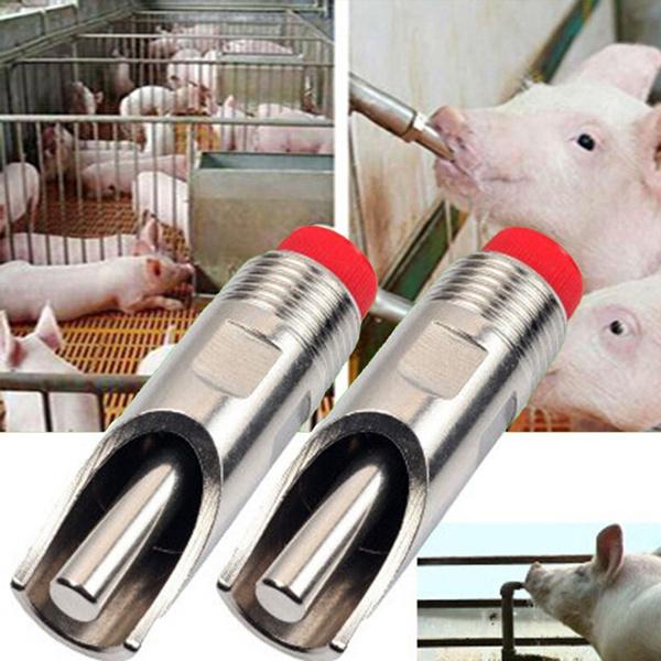 Sheep, Steel, pigaccessorie, pigwaterer
