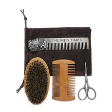 beardbrush, Steel, Stainless Steel, Gifts For Men
