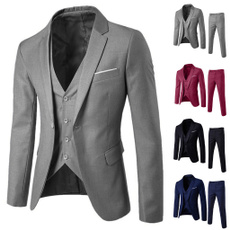 Wedding, Vest, Fashion, Blazer