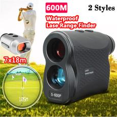 golftelescope, Laser, Monocular, 600meter
