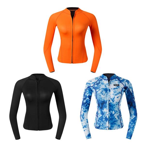 fullzipperwetsuit, divingsuit, Fashion, Shirt