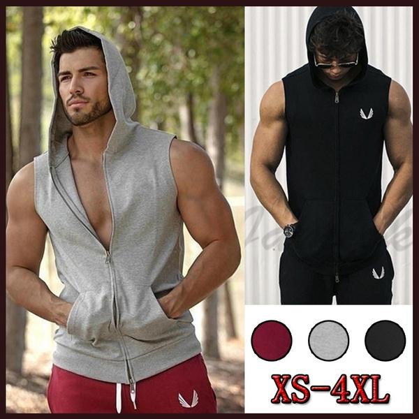 Vest, Fashion, Tank, Hoodies