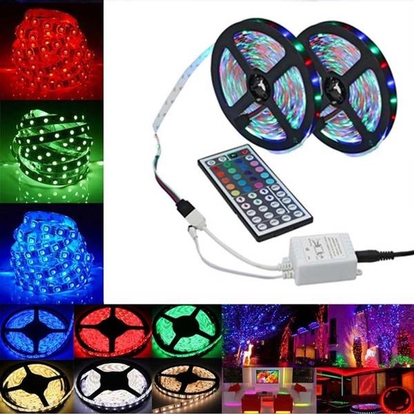 LED Strip, Remote, Home Decor, 3528ledlight