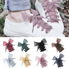 Sneakers, Sport, shoelaces, Satin