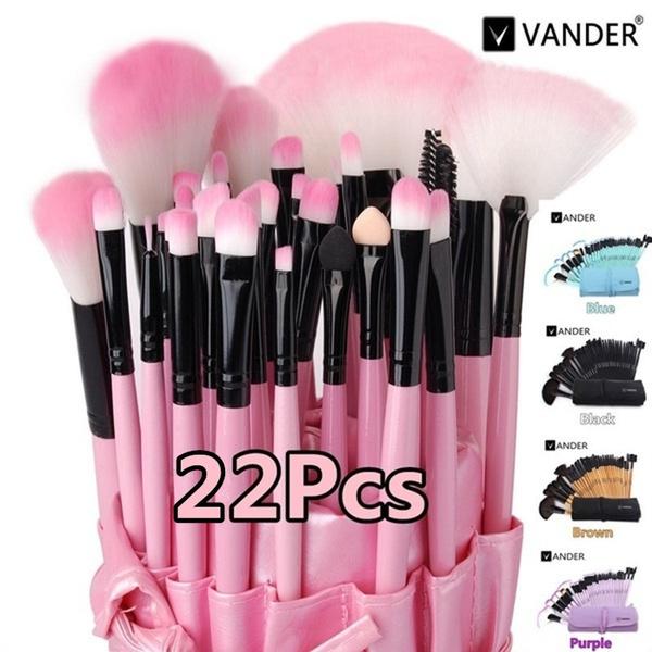 22pcs Fashion Makeup Brush Set