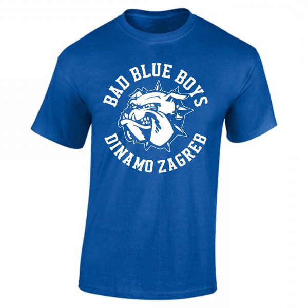 Dinamo Zagreb Croatia Bad Blue Boys Hrvatska Infant Long Sleeve Bodysuit