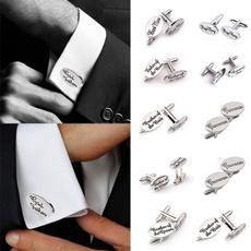 Gifts, partyweddingcufflink, Silver Cuff Links, frenchshirtcufflink
