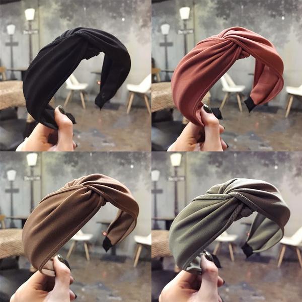Head, elastichairband, Elastic, Women's Fashion