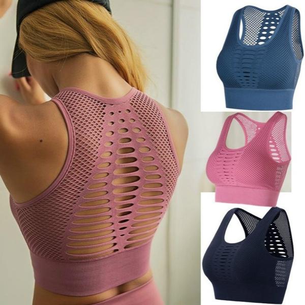 pink, Sports Bra, runningbra, Fitness